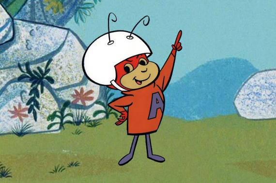 Por Trás da Dublagem - A Formiga Atômica