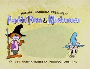 Bacamarte e Chumbinho (Punkin' Puss & Mushmouse - 1964)