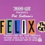 Gato Félix (Felix The Cat – 1958)