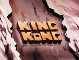 King Kong (King Kong Show - 1966)