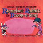 Coelho Ricochete (Ricochet Rabbit & Droop-a-Long – 1964)