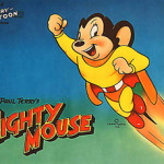Super Mouse (The Migthy Mouse)