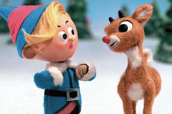 Rodolfo - A Rena do Nariz Vermelho (Rudolph - The Red-nosed Reindeer - 1964)